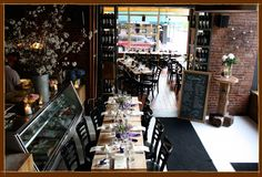 Market table - NYC - if you want charm, awesome food then you must go.  Located in the West Village!