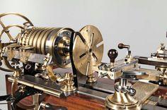 Holtzapffel Rose Engine