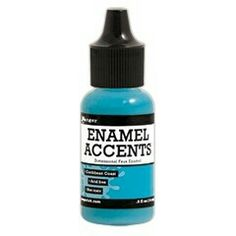 new Tim Holtz > enamel accents