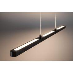 LED-Pendelleuchte Lento II Linear Lighting, Cool Lighting, Lighting Design, Modern Bathroom Lighting, Modern Lighting, Hanging Lights, Wall Lights, Ceiling Lights, Light Art