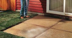 How To: Pour a Concrete Patio