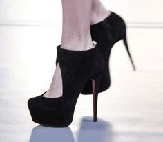 Christian Louboutin some of the coldest shoes I ever seen