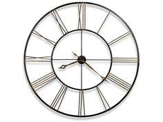 Kinetico 6 Man Skeleton Clock Signed Gordon Bradt Kinetic