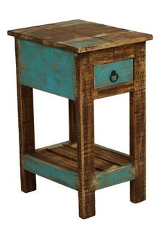 Bombay Chairside Table