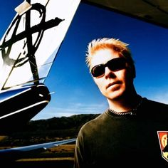 Dexter Holland of The Offspring