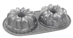 Nordic Ware Platinum Bundt Duet Pan * Haven't you heard that you can find more discounts at this image link : Baking pans