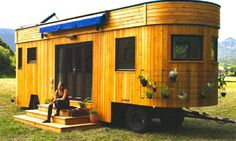 The Caravan by Austrian Company Wohnwagon Brings a New Look to Tiny Living