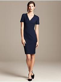 Roland Mouret Collection Vee Dress