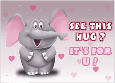 Love & hug Quotes : QUOTATION – Image : Quotes Of the day – Description this hugs for you Sharing is Caring – Don't forget to share this quote ! Hug Pictures, Funny Pictures, Gif Animé, Animated Gif, Animated Emoticons, Abrazo Gif, Bisous Gif, Hug Images, Pictures Images