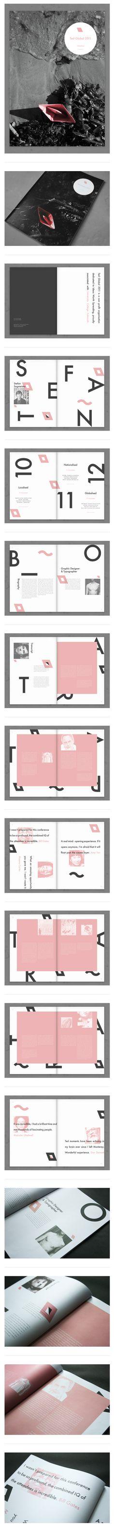 http://www.behance.net/gallery/Ted-Global-2011/4952893
