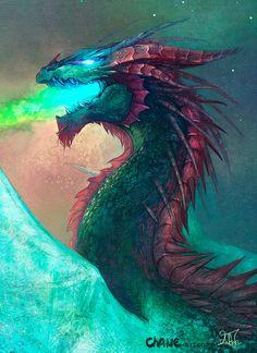 Dragon issu de l'univers de World of Warcraft, un des cinq aspects (celui du rêve d'emeraude) ALEXSTRASZA :fav.me/dafxyze NOZDORMU :fav.me/dafhis3 MALYGOS :fav.me/daedhna Twi...