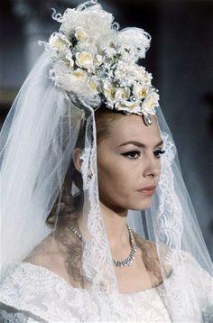 Michèle Mercier in Angélique, Marquise des Anges, directed by Bernard Borderie, 1964