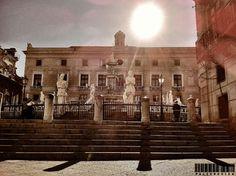 Piazza Pretoria - Palermo View