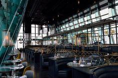 leather restaurant floor - Google Search