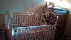 Lilys big crib