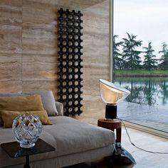 Радиаторы отопления: какие лучше для квартиры (47 фото) – сравниваем варианты http://happymodern.ru/radiatory-otopleniya-kakie-luchshe-dlya-kvartiry-47-foto-sravnivaem-varianty/ Некоторые радиаторы с интересным дизайном вполне могут стать элементом декора