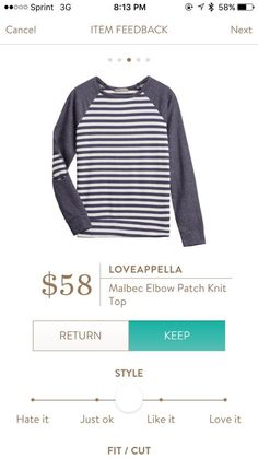 Loveapella Melbac or this color