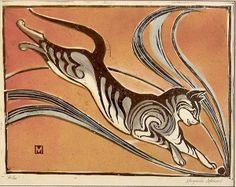 Marguerite Mahood  (Australian, 1901-1989). Cat.