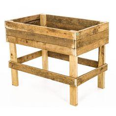 Standing Planter Box