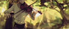 【刀剣乱舞】ヴァイオリンを弾く長谷部【とある審神者】 : とうらぶ速報~刀剣乱舞まとめブログ~