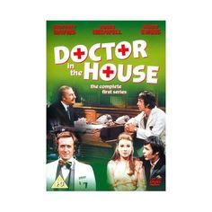 DOCTOR IN THE HOUSE - Complete Series 1 DVD Set (Monty Python, Cleese, Goodies) http://www.amazon.co.uk/Doctor-House-1-Complete-DVD/dp/B000ICLHJS/ref=sr_1_1?s=dvd&ie=UTF8&qid=1379838989&sr=1-1&keywords=doctor+in+the+house+series+1