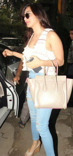 Celine Luggage, Luggage Bags, Kiara Advani, Desi, Tops, Fashion, Moda, Fashion Styles, Fashion Illustrations