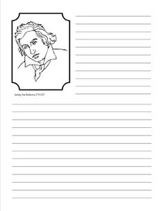 Worksheets Beethoven Lives Upstairs Worksheet life unit studies and study on pinterest classic homeschool composers beethoven week 4