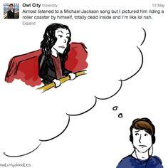 Good reason to not listen to Michael Jackson - Just listen to OC instead!