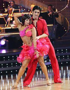 Live for Cheryl Burke such an AMAZING Ballroom Dancer!! #DWTS!