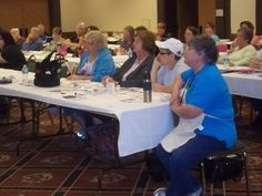 Our Daily Bread Designs Card Making Weekend, Salt Fork State Park Lodge, September 2014