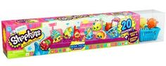 Shopkins Season 1 Mini Figure, 20-Pack