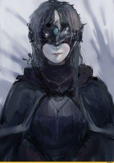 Dark Souls,фэндомы,Fire keeper,DSIII персонажи,Dark Souls 3