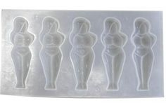 Golden Triangle Female - Ice Tray - Fun and erotic ice molds guaranteed to liven up your lemonade. Guaranteed to put a cock in cocktails and make sure every drink is hard liquor. Use them at your next bachelor party to add some sexy boobie ice-cubes to your party guests drinks!