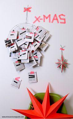 1000 images about adventskalender on pinterest advent calendar diy advent calendar and advent. Black Bedroom Furniture Sets. Home Design Ideas