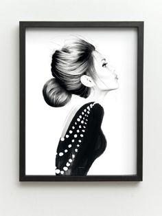 A lovely Kim van de Groep illustration