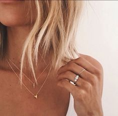 25 Dainty Jewelry Pieces to Mix and Match
