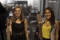 Muzikanten tijdens de lancering