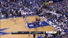 Julius Randle Wins It for Kentucky in WILD Finish vs LSU