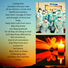 A Prayer for Healthcare Workers during this of the Coronavirus COVID 19 | Office for Evangelisation & Ecumenism Prayer For Work, Prayer For Health, Prayer For Today, Class Quotes, Exam Quotes, Good Morning Prayer, Morning Prayers, Prayer Scriptures, Prayer Quotes