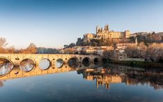 Beziers France ...a long way from now