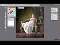 ▶ BRUSHOLOGY 101 FOR COREL PAINTER - YouTube from Wacom and Heather Michelle