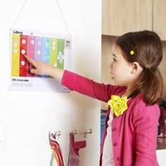 De kleurige weekplanner van Gezinnig zorgt ervoor dat kinderen de week kunnen overzien. Benieuwd wat onze testmama's van de weekplanner vinden? Bekijk nu de