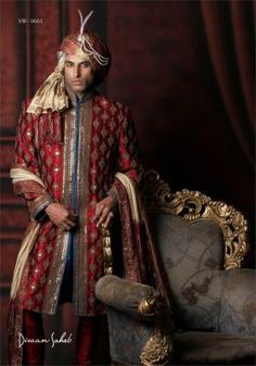 Arabian nights-Sultan's costume