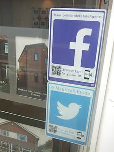 Social Media for the UK industry. Sticker Shop, Social Media Marketing, How To Apply, Names, Internet, Estate Agents, Turning, Followers, Window
