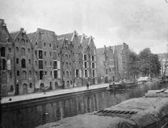 Gezicht op de Brouwersgracht -1905