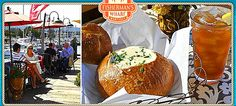 Fisherman's Wharf Monterey is known for its clam chowder   Monterey #HyattRegencyMakesMeSmile