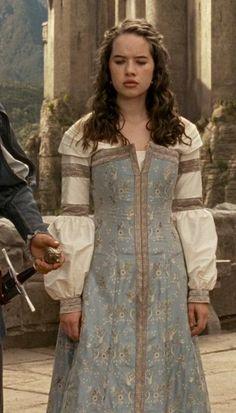 Anna Popplewell - Prince Caspian