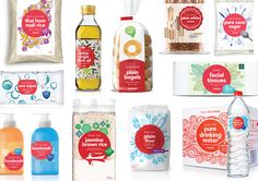 RedMart Private Label Packaging on Packaging of the World - Creative Package Design Gallery