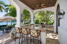 Single Family Home for Sale at Magnificent Mediterranean Masterpiece in Gables Estates Coral Gables, Florida,33156 United States