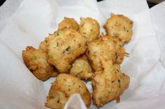 saltfish accra trini dish